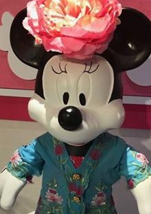花樣米奇賀新加坡國慶