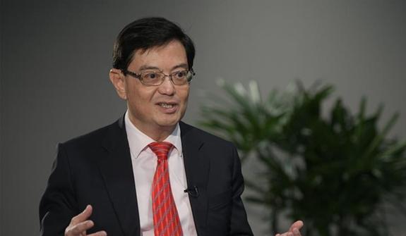 專訪:逆全球化抬頭大背景下新中兩國不斷拓展合作空間——訪新加坡副總理王瑞傑