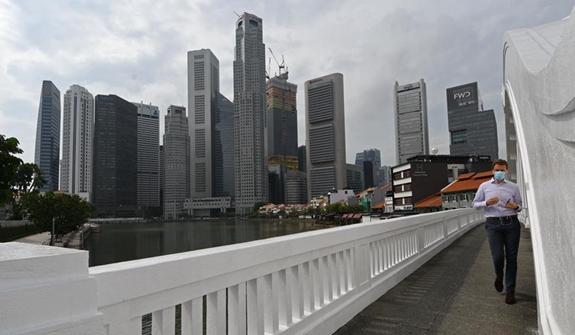新加坡經濟第三季度環比增長7.9%