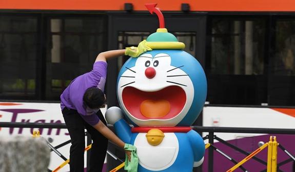 新加坡國家博物館舉行哆啦A夢展覽